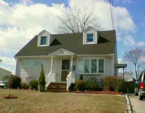 THIS LOVELY HOME FEATURES 3 BEDROOMS WITH 2 FULL BATHS FINISHED