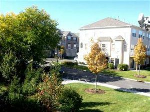 secaucus Riverside Court townhome
