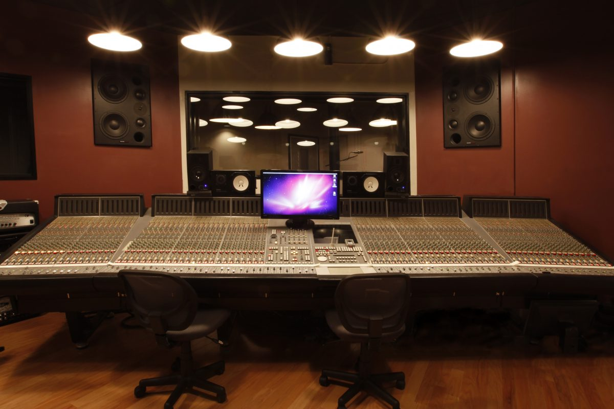 World Class Recording Studio (Butler, NJ)