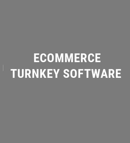 eCommerce turnkey software